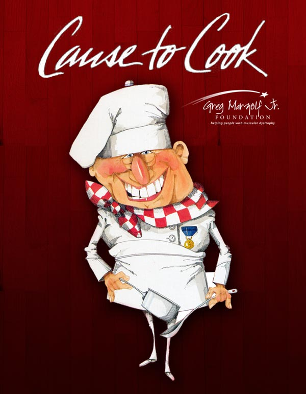 Cause To Cook - GMJF