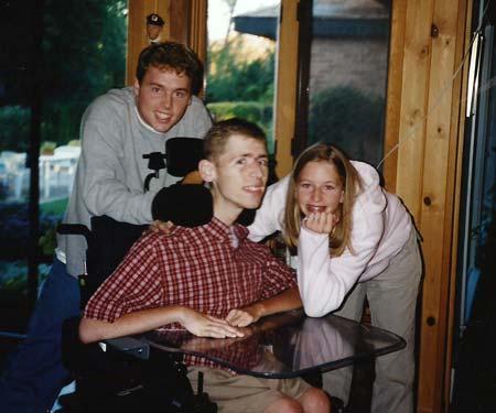 Greg Marzolf Jr. Family