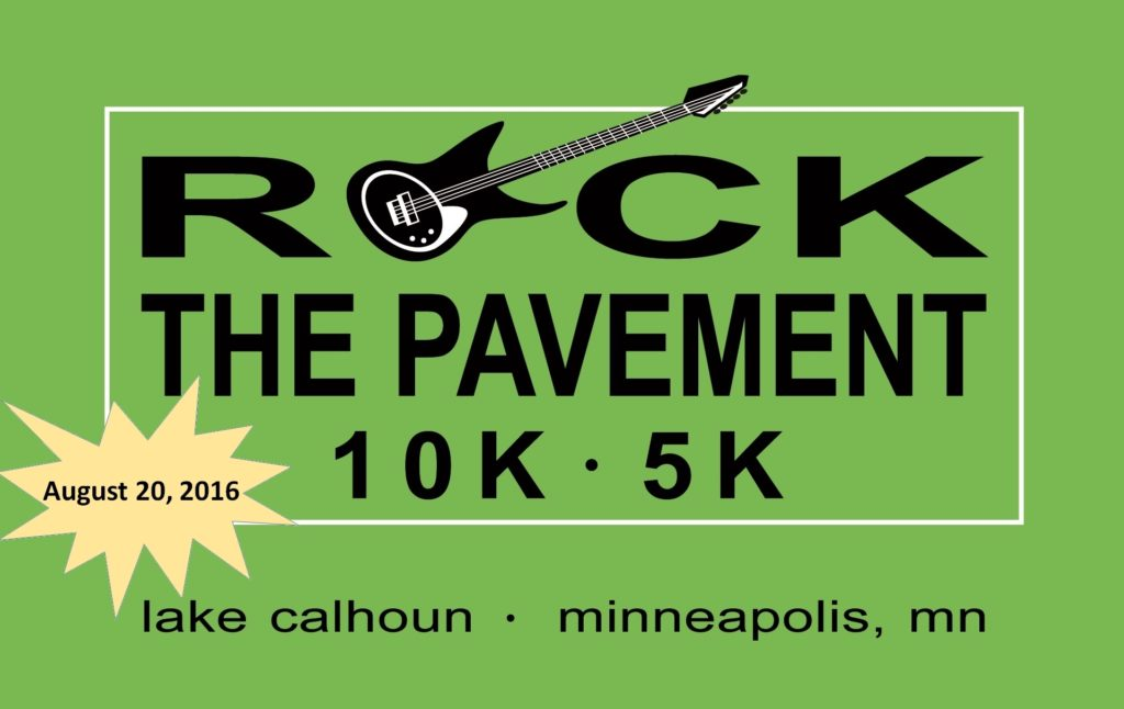 Rock The Pavement
